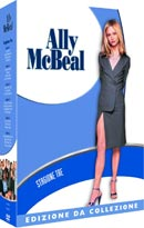 Ally McBeal Terza Stagione in DVD