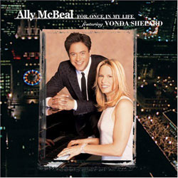 Ally Mcbeal - For Once In My Life Soundtrack