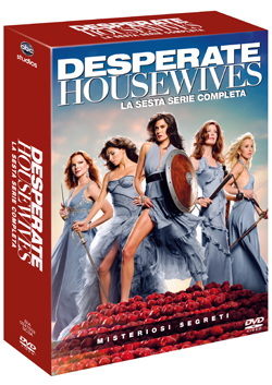 Desperate Housewives stagione 6 in DVD