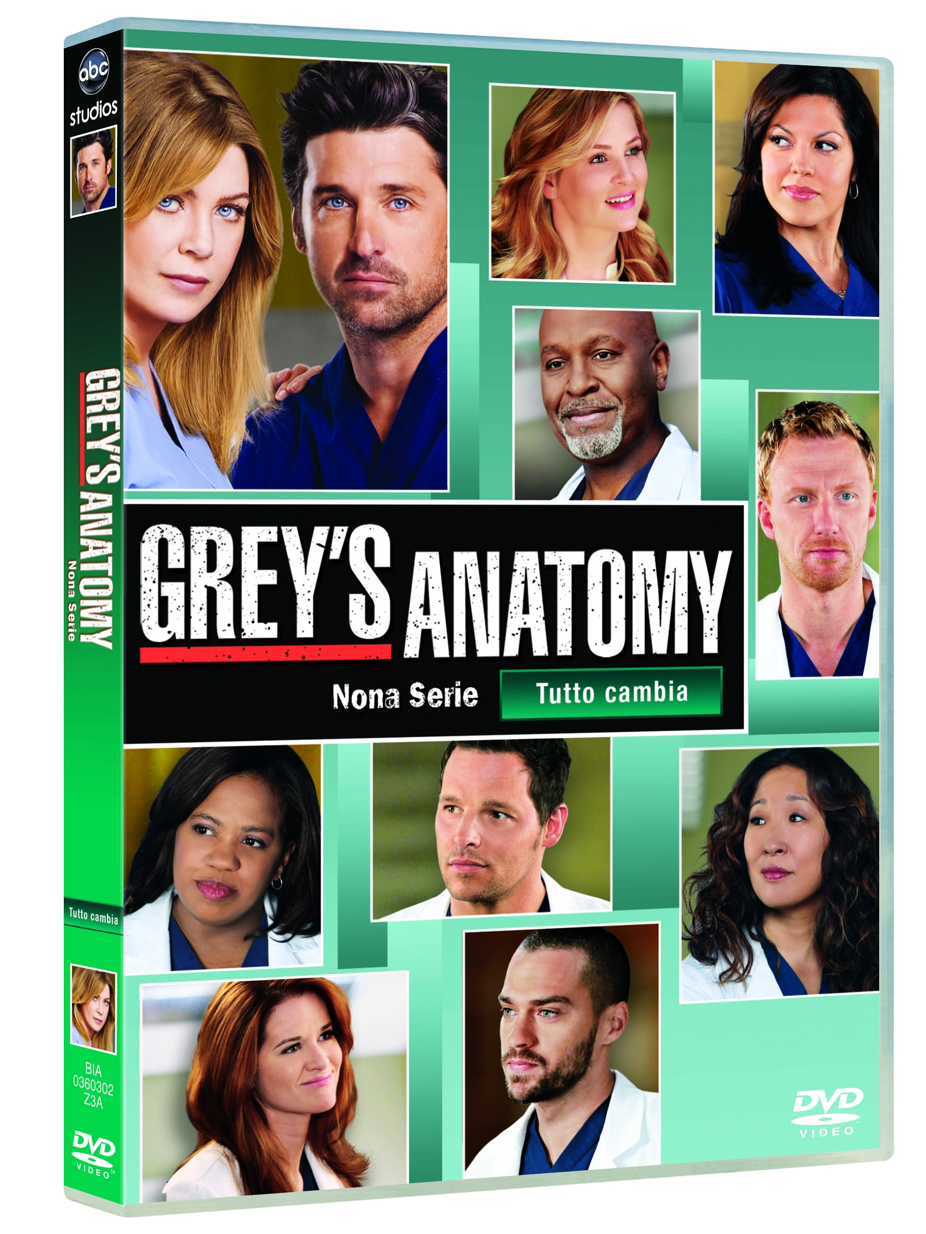 Grey's Anatomy  DVD