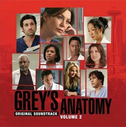 Grey's Anatomy Soundtrack Volume 2
