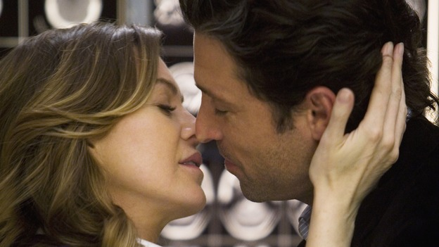 Grey's Anatomy Lettere d'amore in ascensore