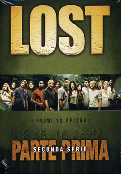 Lost - Stagione 2 Volume 1 in DVD