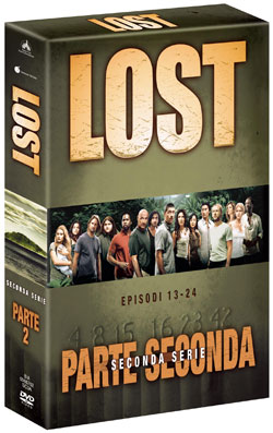 Lost - Stagione 2 Volume2 in DVD