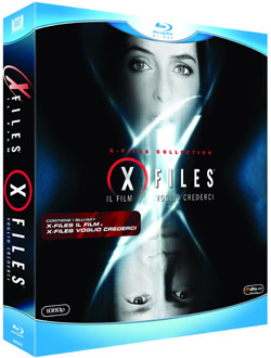 X-FILES  DUO-PACK