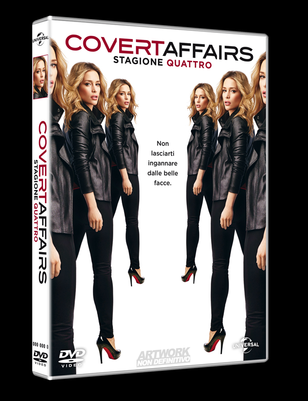 COVERT AFFAIRS - STAGIONE 4