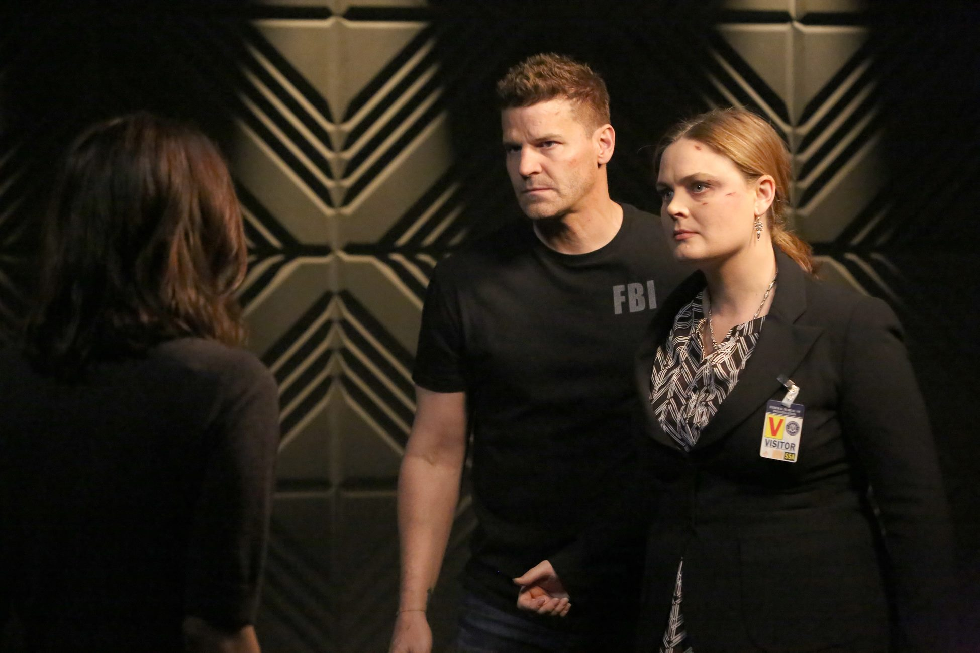 Bones 12x12 The Final Chapter: The End in the End
