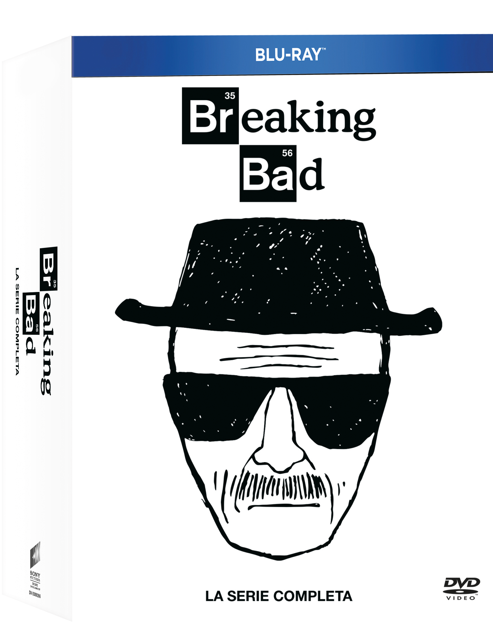 Breaking Bad Collection 1 – 5