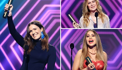 Grey's Anatomy , Riverdale e This is Us premiati ai People's Choice Awards