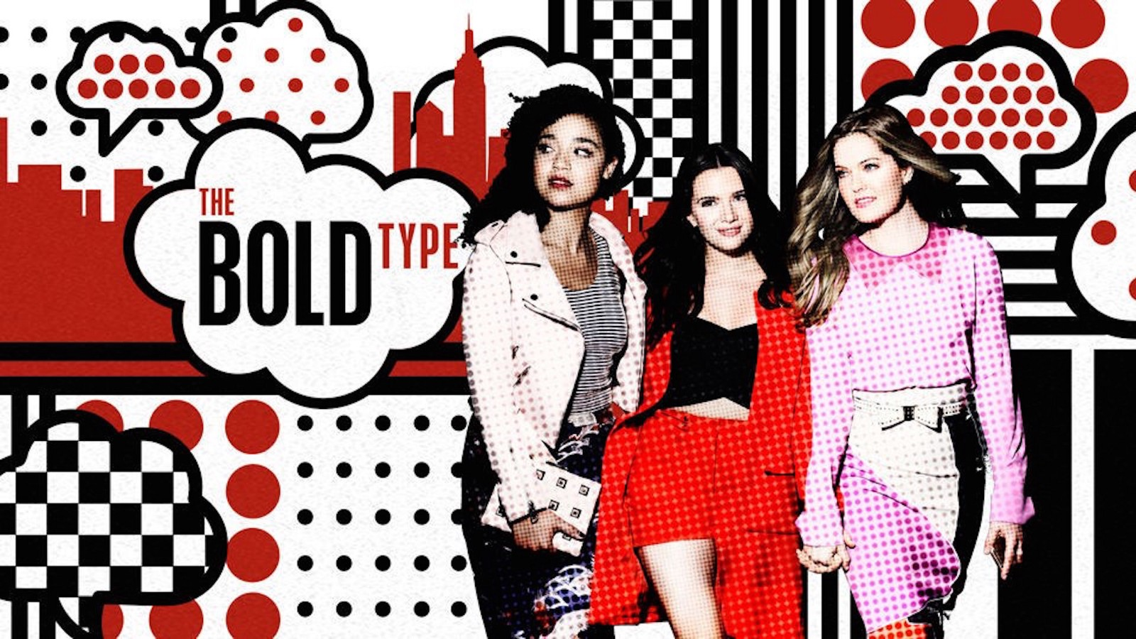 THE BOLD TYPE - Terza Stagione