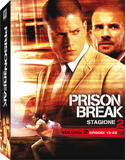 Prison Break Stagione 2 in DVD