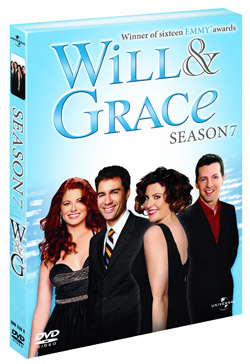 Will & Grace stagione 7 in DVD